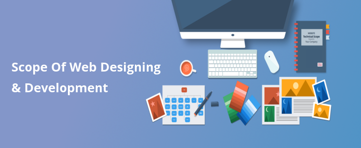 Scope of Web Designing and Development in India