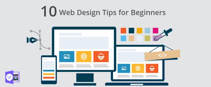 10 Web Design Tips for Beginners