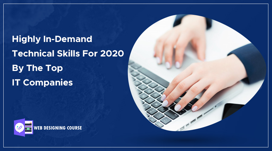 Highly in-demand Technical skills
